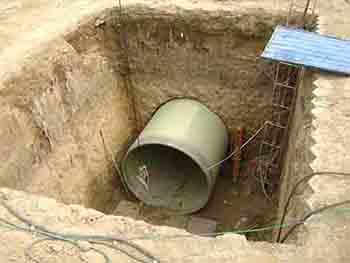FRP jacking pipe_FRP jacking pipe_Zaoqiang Xiangyuan air